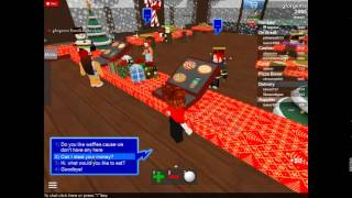 roblox i work at a pizza place in roblox see ya there sometimes!