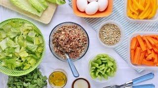 Как составить рацион питания для похудения или набора веса? http://okaybeauty.ru/