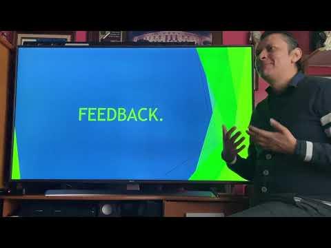 Coaching y feedback