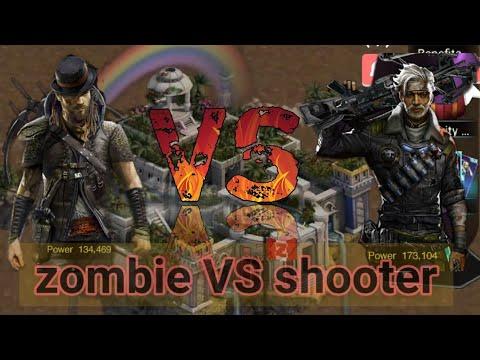 Last Empire War Battle Arena Zombie VS Shooter 😈