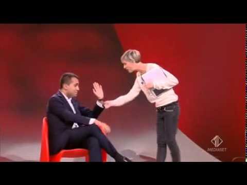 Luigi DI MAIO (M5S) applausi a scena aperta: sbalordisce tutti (VIDEO)