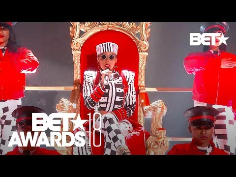 Janelle Monae's Live Performance Of 'Django Jane' & 'I Like That'! | BET Awards 2018