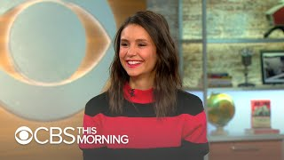 "Why Nina Dobrev says she originally didn't want ""Fam"" pilot to get picked up"