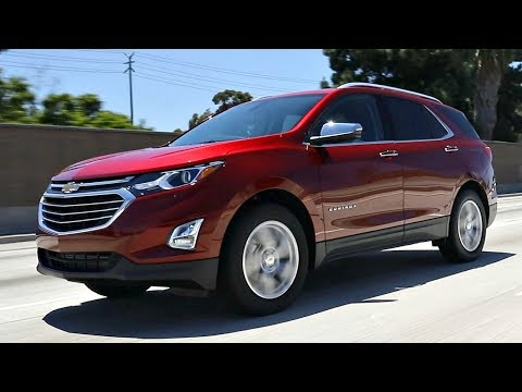 2018 Chevrolet Equinox – Review and Road Test