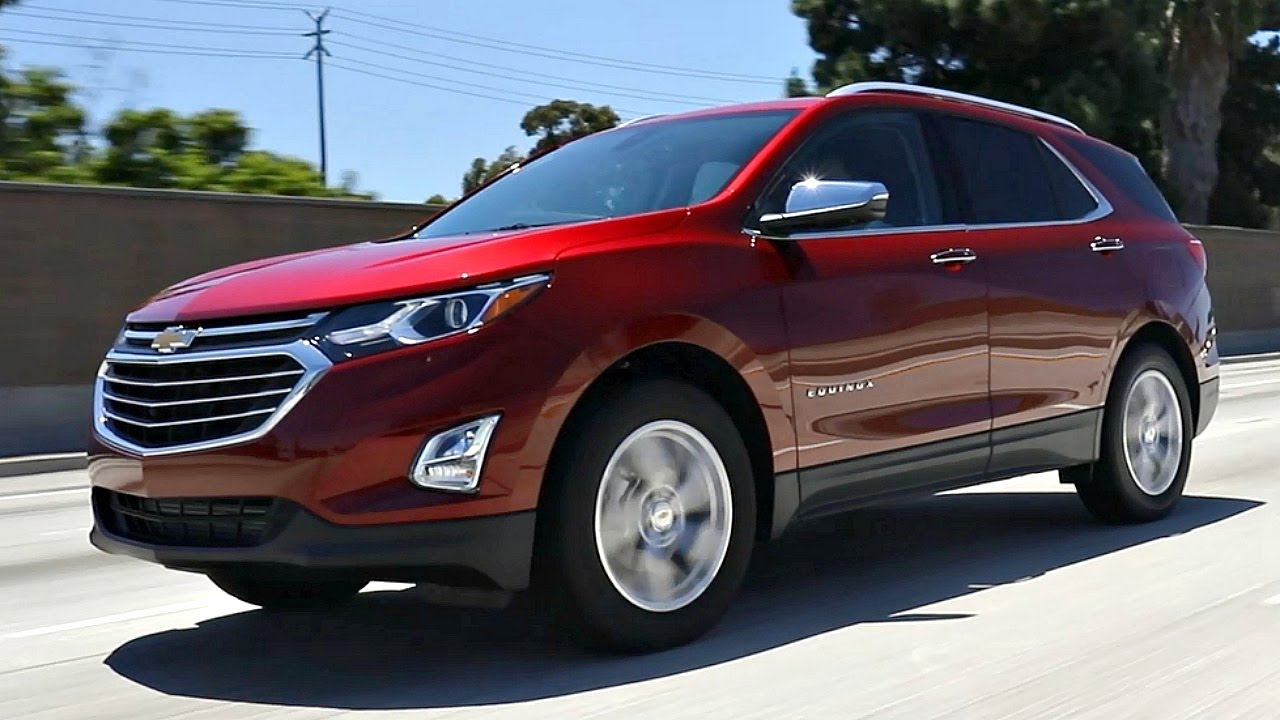 2018 Chevrolet Equinox Review And Road Test