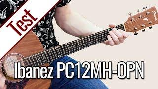 Ibanez PC12MH-OPN | Gitarrentest