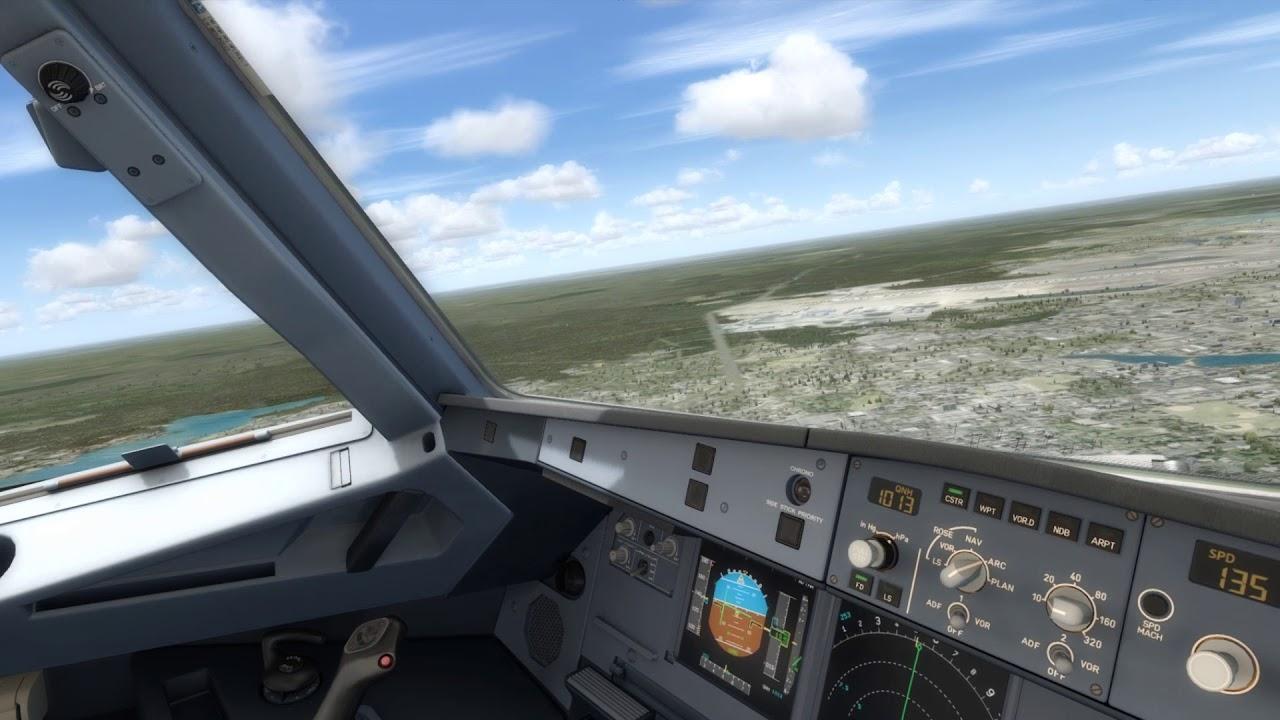 Aerosoft A330-343 Merge on Prepar3D V4 3!