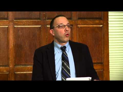 4.1 Nathan Guttman - Israel-US relations — Conference on Israel