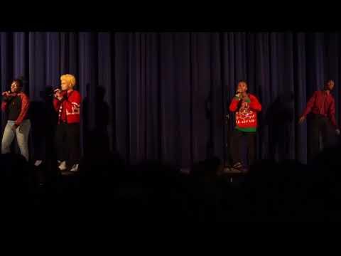 Bishop Loughlin Memorial High School: Small Band - Last Christmas 12/19/17
