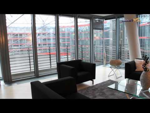 Ein Stück Berlin: Wohnen im Sony Center