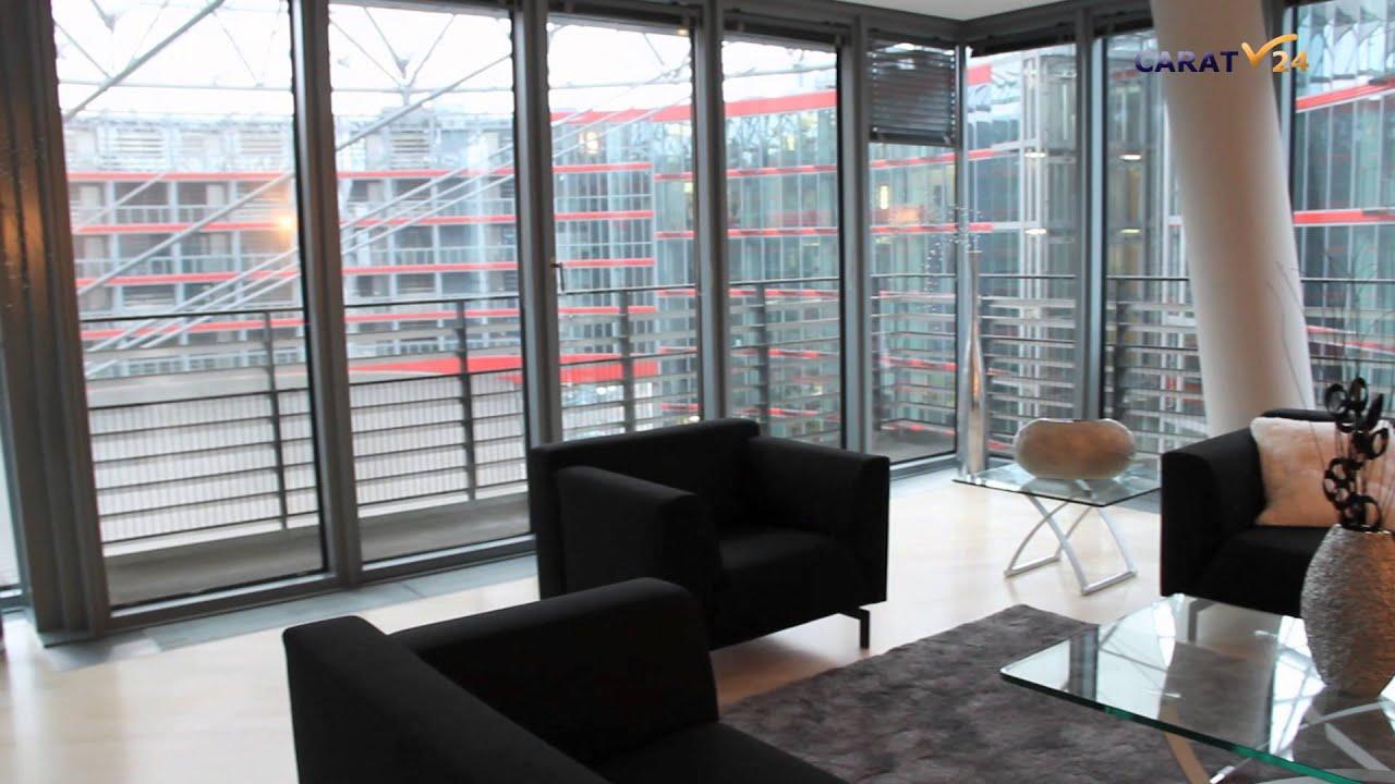 Luxuswohnungen Berlin ein stück berlin wohnen im sony center