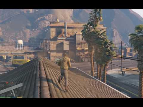 gta 5 for pc (test with cheats part 6)
