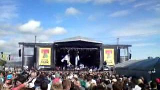 T in the Park 2010 Dizzee Rascal - Dirtee Cash live