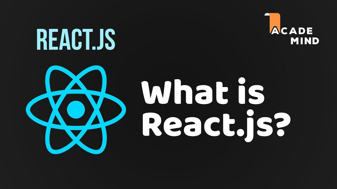 reactjs basics 1 what is react youtube