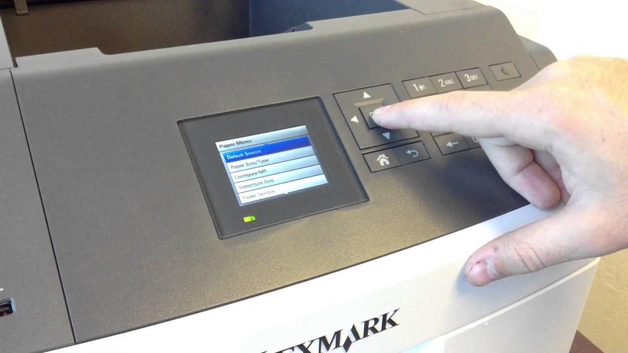 LEXMARK MS811 DRIVER