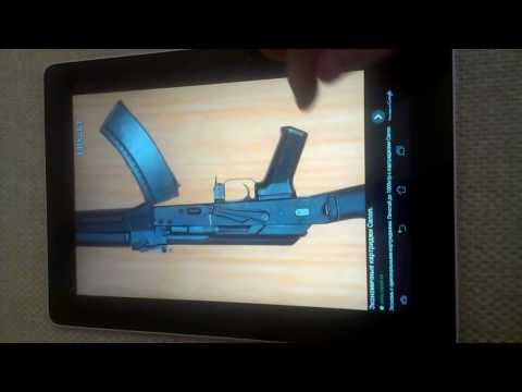 tutorial for ak-74 stripping game (true way of disassembling/assembling)