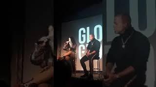 Baixar Gloria Groove e Léo Santana | Respondendo a Imprensa estrangeira durante coletiva