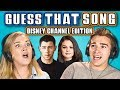 Download Lagu GUESS THAT SONG: DISNEY STARS! ft. Eliza Taylor.mp3