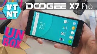 Doogee X7 Pro Распаковка и Первые Впечатления