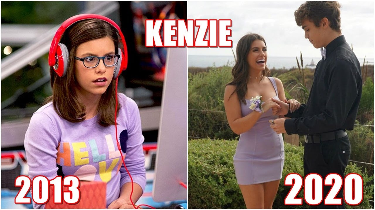 Game Shakers Antes e Depois 2020 (Before And After)
