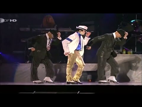 Michael Jackson Billie Jean - Thriller - Smooth Criminal