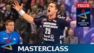 Playmaker - Handball Masterclass | VELUX EHF Champions League
