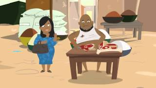 Brazilian Kpomo GTBank Mobile Money Animation