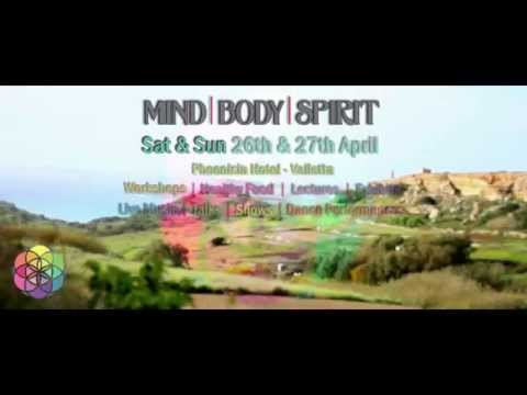 Malta Mind Body Spirit Expo - April 26 27 Phoenicia Hotel Valletta