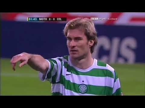 2006-02-01 Motherwell v Celtic