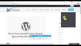 How to stop hacking attempts on xmlrpc.php in WordPress Mp3