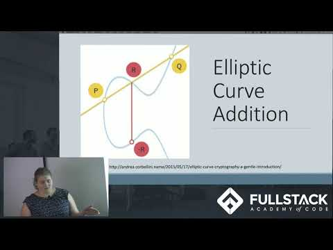Elliptic Curve Cryptography Tutorial - An Introduction to Elliptic Curve Cryptography