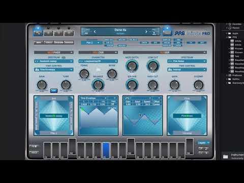 PPG Infinite PRO Tutorial • Morph recorder