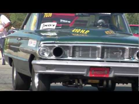Bill Troth's Aftershock 1964 427 Ford Galaxie