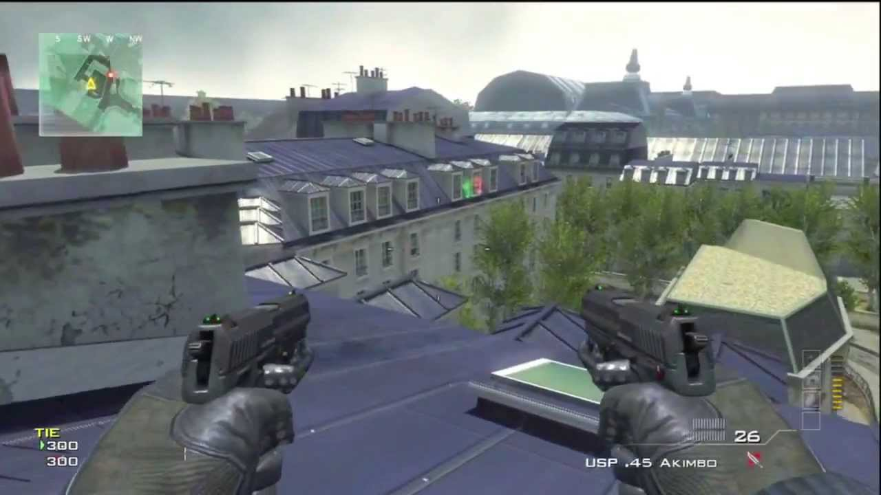 mw3 how to out of map resistance easy youtube