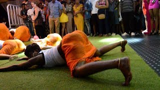 Mauno Ya Msambwanda Yawatoa Udenda Wanaume Dar Live