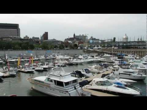2012 Montreal In-Water Boat Show - Montreal Old Port - Association Maritime Du Quebec - AMQ