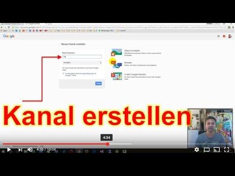 Youtube Kanal Hinzufügen