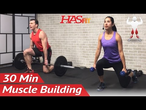 30 Minute Bodybuilding Leg Workout To Build Muscle Bodybuilding Workout At Home Legs Exercises Youtube