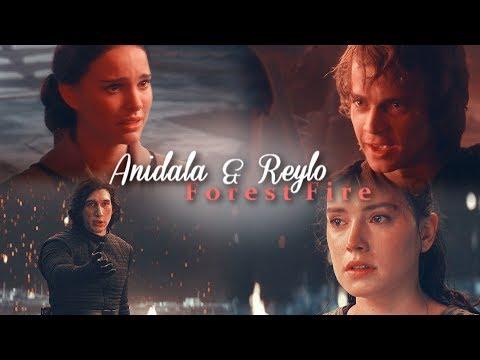 Anidala & Reylo   I Couldn't Save You...