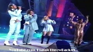 Brandy ft. Queen Latifah, MC Lyte, Yo-Yo - Live (1995)