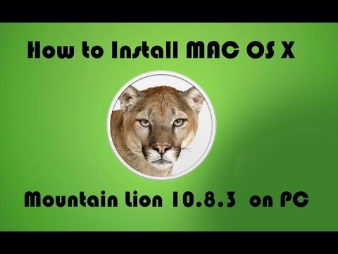 Mac Os X Lion For Amd Pc