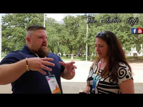 Ambition 2017- Jeremy Pickett works his Ambit business in a Non D-Regulated State.