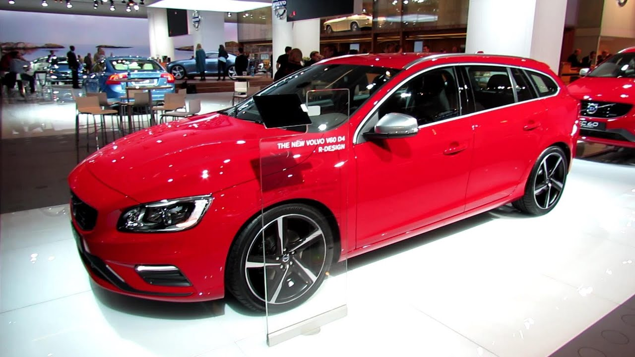 2014 Volvo V60 D4 R Design Exterior And Interior