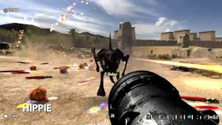 Serious Sam 3 BFE - Hippie blood mode