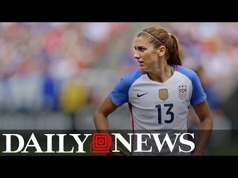 Alex Morgan, Orlando City Soccer Club players kicked out of Disney World: report