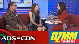 DZMM TeleRadyo: Tourism chief Berna Puyat opens up about BF Charlie Cojuangco