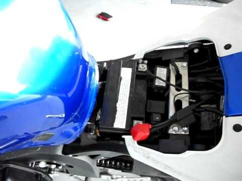 F1 light 2006 Suzuki GSXR 600