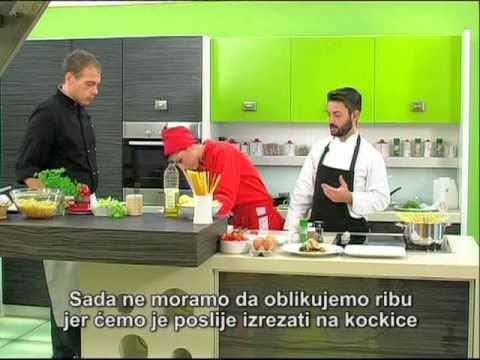 Italian Cuisine, episode 4, Atlas TV