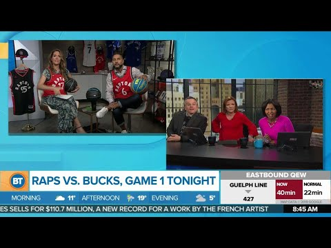 Smack Talk: Raps vs Bucks