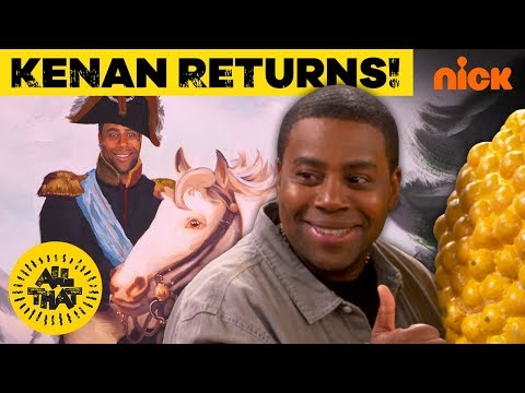 Kenan Thompson RETURNS To All That… No One Notices 😬